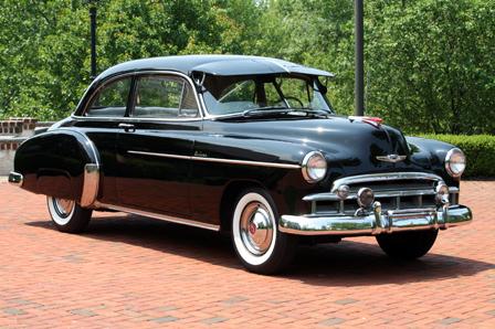 Memory Motors - 1949 Chevrolet Skyline Deluxe 2 Dr.